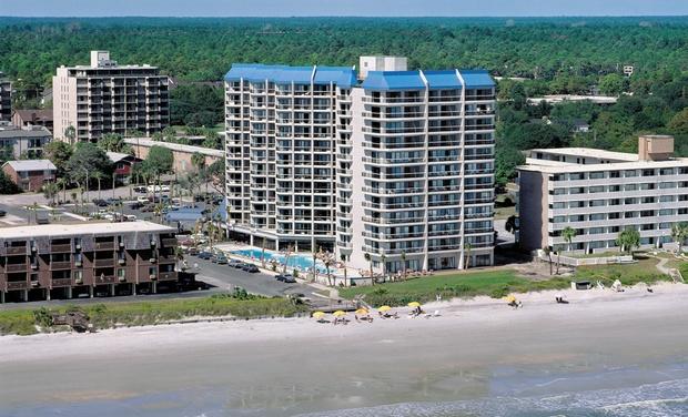 Family Friendly Oceanfront Resort In Myrtle Beach