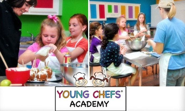 Young Chefs Academy - Mandeville: $12 for One Cooking Class at Young Chefs Academy
