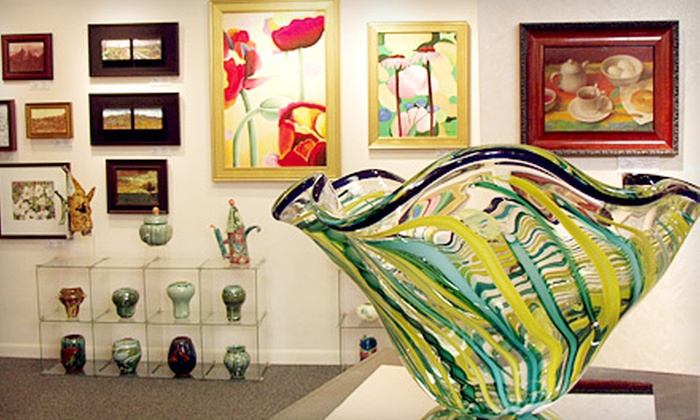 The Garden Gallery - Carlisle: $40 for $100 Worth of Custom Framing and Art or Photo Restoration at The Garden Gallery in Carlisle