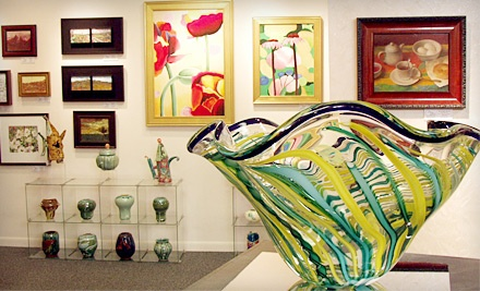 $100 Groupon to The Garden Gallery - The Garden Gallery in Carlisle