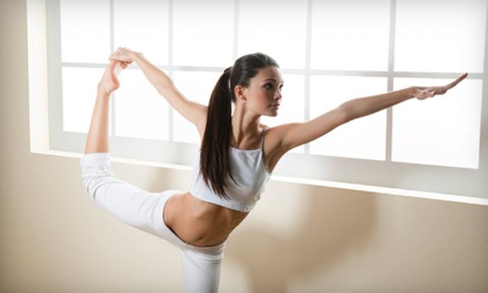 Samadhi Center for Yoga & Meditation - Uptown: $24 for Three Yoga Classes at Samadhi Center for Yoga & Meditation ($48 Value)