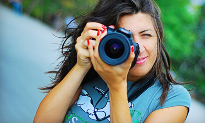 Cold Creek Studios Photography - Salt Lake City: $39 for a Two-Hour Photography Workshop from Cold Creek Studios ($149 Value)