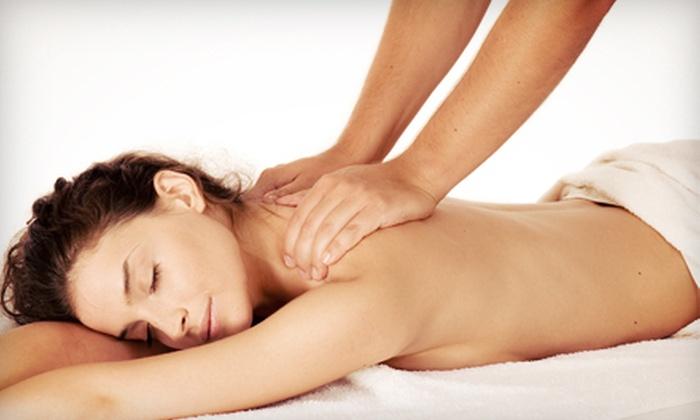 Plaza Salon & Spa - Bernardsville: One, Three, Five 60-Minute Massages at Plaza Salon & Spa (Up to 66% Off)