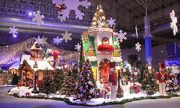 Ralph's World at Winter WonderFest - Near North Side: One or Four All-Access Tickets to Ralph's World at Winter WonderFest at Navy Pier on December 11 at 6 p.m.