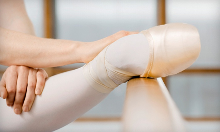 The School of Ballet Arts - Santee: 5 or 10 Classes at The School of Ballet Arts (Up to 61% Off)
