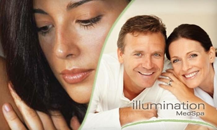 Illumination MedSpa - Northwest Columbia: $99 for Laser Genesis Facial Plus Microderm Treatment at Illumination MedSpa in Irmo