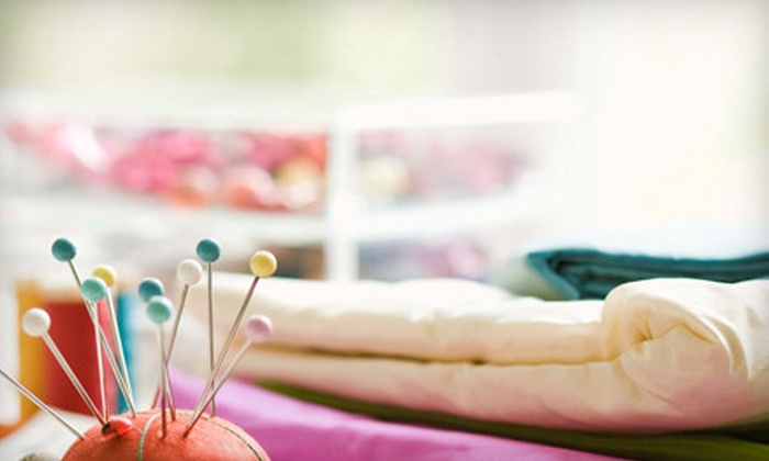 Mimi's Alterations - Nob Hill,Northwest District,The Bucket: $20 for $40 Worth of Garment Alterations at Mimi's Alterations
