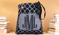 Personalized Full-Print Tote Bag