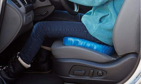 Cojín de gel antiescaras ergonómico para asiento