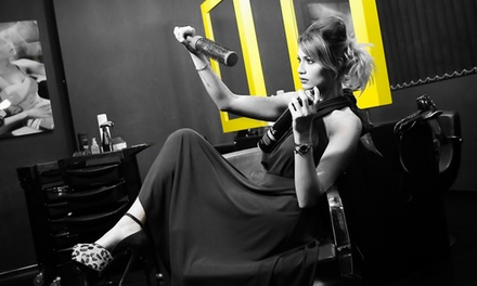 Haircut and Blow-Dry With Optional Hair Treatment and Foot Massage at Sossi Beauty Centre (Up to 76% Off)