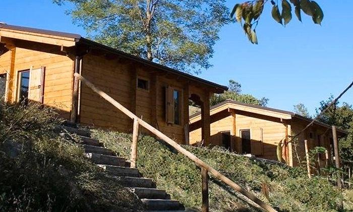 Parco Matildico - Parco Matildico: Soggiorno di una notte e ingresso al Parco Matildico con pranzo e canoa a 86,99 €
