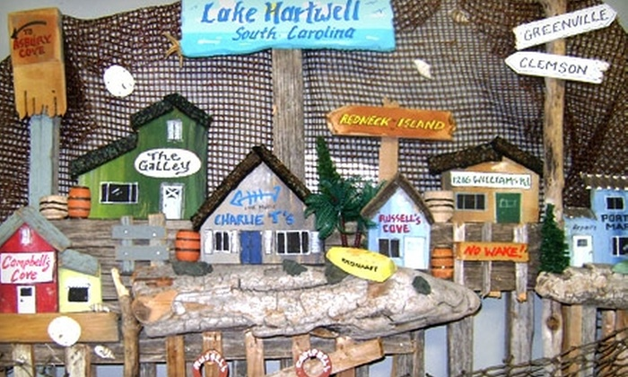 Docks by Jen - Old Naples: $25 for a Build-a-Dock Workshop ($50 Value) or $25 for $50 Worth of Merchandise at Docks by Jen