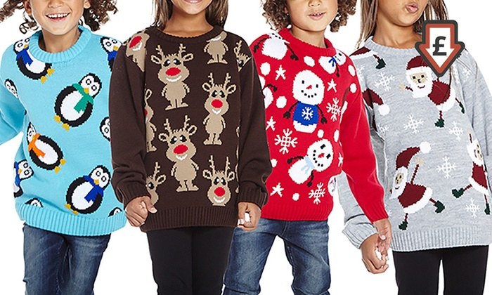 The Funky Christmas Jumpers Collection are all available in both men's and women's sizes. We also have various kids sizes of our Christmas Jumper Range. We ship all of our Christmas jumpers, sweaters and cardigans to Ireland, the UK, the US and even the North Pole.