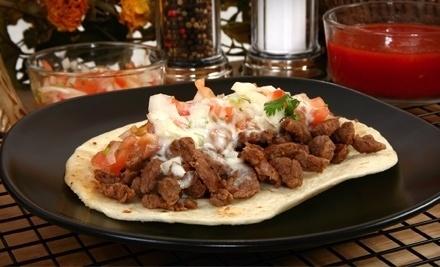 $30 Groupon to Mi Ranchito Restaurant & Cantina - Mi Ranchito Restaurant & Cantina in La Verne