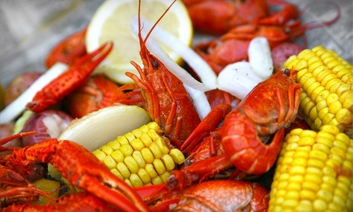 Mojo Cajun Bar & Grill - Orlando: $8 for $18 Worth of Cajun Fare and Drinks at Mojo Cajun Bar & Grill