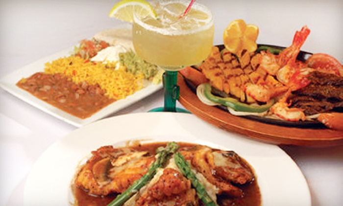 Mariachi Restaurant - Rehoboth Beach: Mexican Dinner with Appetizer, Entrees, and Desserts at Dinner for Two or Four at Mariachi Restaurant in Rehoboth Beach