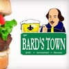 $10 for Eclectic Fare at The Bard's Town