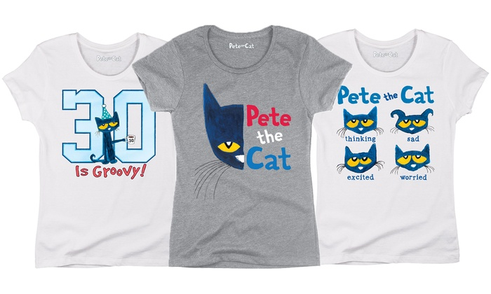 PETE THE CAT MERCHANDISE