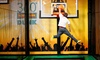 Rockin Jump - Fremont - Fremont: One-Hour Jump Pass for Two, Four, or Six People at Rockin Jump (Up to 43% Off)