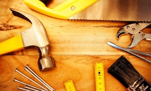 Cut Grind Drill Install: $98 for $251 Worth of Handyman Services — CGD Install
