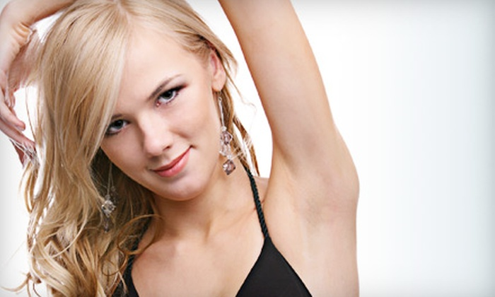 Honey's Laser Lounge - Whalley: Six Laser Hair-Removal Sessions for Small, Medium, or Large Areas at Honey's Laser Lounge in Surrey (Up to 85% Off)