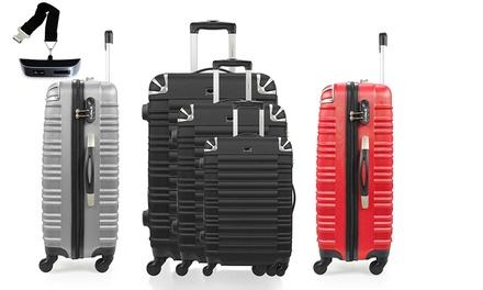 Bluestar 3er-Set Reisekoffer SML in der Farbe nach Wahl  (Munchen)