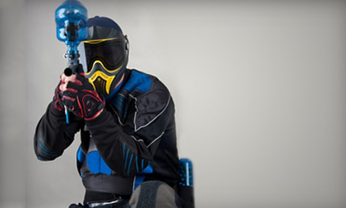 280 Paintball - Hickman Mills: $12 for Admission, Gear Rental, and 200 Paintballs at 280 Paintball ($25 Value)
