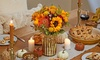 Up to 30% Off Flowers from The Bouqs Company