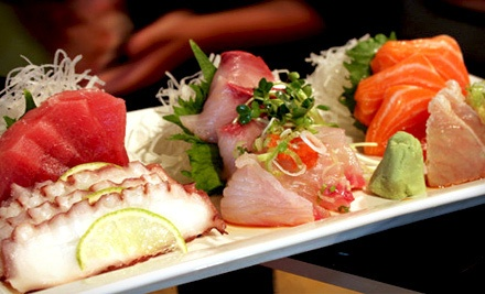 Japanese Dinner for Two Valid Sun.Thurs. (an $81 value) - Hikari Japanese Steakhouse in Overland Park