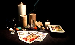 Angels Love: 30-Minute Mediumship and Card Reading at Angels Love (60% Off)
