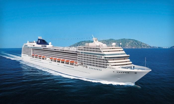 Seven-Night Eastern Caribbean Cruise - Nassau: Seven-Night Eastern Caribbean Cruise from MSC Cruises