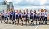 Acadiana Roller Girls - Topshelf Sports: Acadiana Roller Girls Roller Derby Bout for One, Two, or Four (Saturdays in May, June, or August)