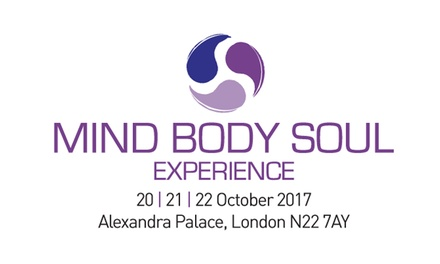 Mind Body Soul Experience at Alexandra Palace, 20-22 October (Up to 54% Off)