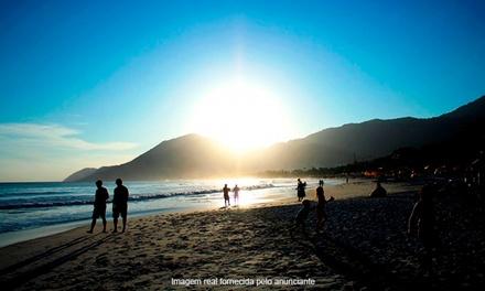 Maresias/SP: 1, 2, 3 ou 5 noites para 2 pessoas na Pousada Nusa Dua, a 150 m da praia.