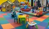 Up to 40% Off Admission to Lexy's Indoor Playground
