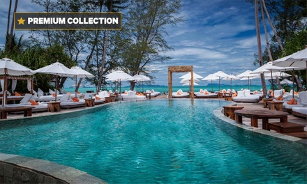 Koh Samui: Villa or Suite with Brekky, Airport Transfers, Cocktail and Spa Discount for Two at Nikki Beach Resort & Spa
