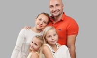 Family Photoshoot for Up to Eight at Memory Gate Photography (61% Off)