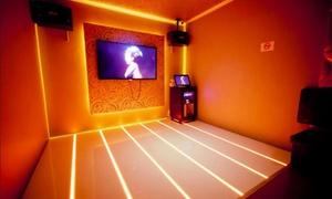 K Illusion Karaoke Lounge: Karaoke Package: 6 ($35), 10 ($55) or 15 People ($69) from K Illusion Karaoke Lounge (Up to $265 Value)