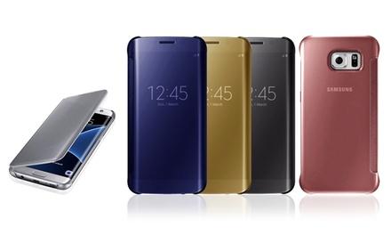 1 o 2 fundas espejo para Samsung