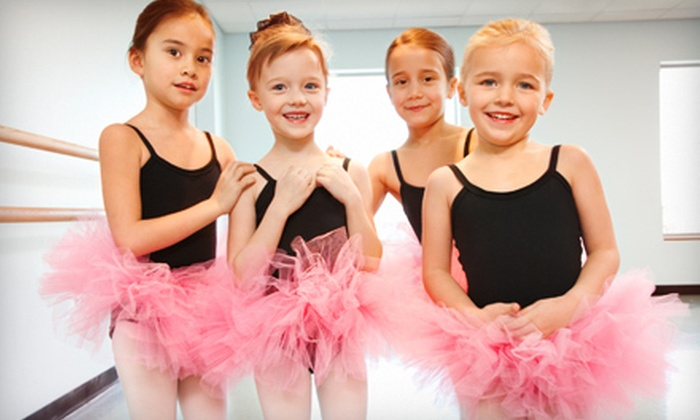 Barefoot n Motion Dance Academy of Decatur - North Decatur: One or Two Months of Dance Classes at Barefoot n Motion Dance Academy of Decatur (Up to 59% Off)