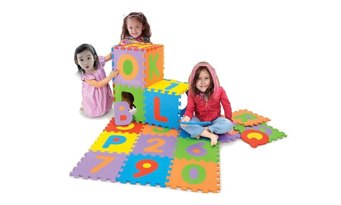 Puzzle alfanumerico XL