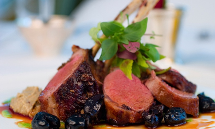 The Quicken Tree Restaurant and Bar - The Quicken Tree Restaurant: Two-Course A La Carte Dinner For Two, Four or Six from £23 at The Quicken Tree (Up to 60% Off)