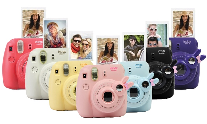 Only $6.99 for Instax Mini Sel...