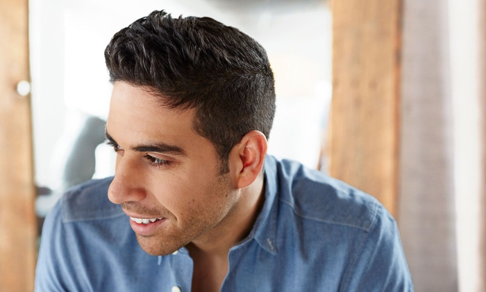 Toni @ Kelly's Hair Salon - Toni @ Kelly's Hair Salon: Up to 45% Off Men's Haircuts with Optional Beard Trim at Toni @ Kelly Hair Salon