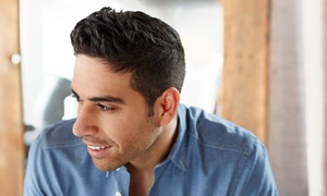 Summit Salon Academy - Tampa: One or Two Men's Haircuts or Two Men's Shaves at Summit Salon Academy (Up to 52% Off)