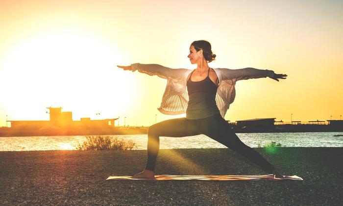 Rise Yoga HB New & Improved - Huntington Beach: Up to 81% Off yoga classes at Rise Yoga HB New & Improved