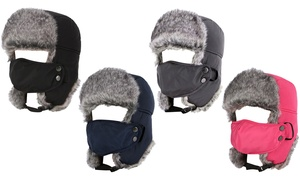 Kids' Cold Weather Winter Trooper Hat