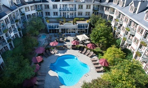 Top Secret Suites Near Mont Tremblant at 3-Star Top Secret Mont-Tremblant Hotel, plus Up to 4.0% Cash Back from Ebates.
