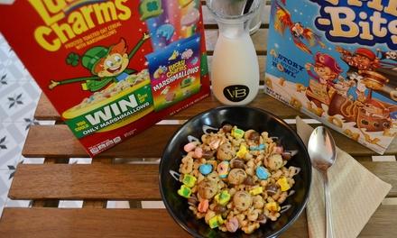 2, 4 o 6 bols medianos para 2, 4 o 6 personas con leche con opción a Reese's o Nerds desde 4 € en Va D Bols