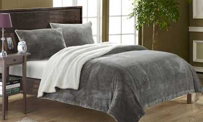 Relatively Comforter Sets - Deals & Coupons | Groupon FS33